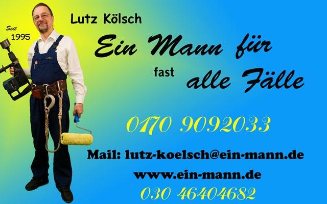 Allroundhandwerker Berlin kölsch handwerkerdienste berlin